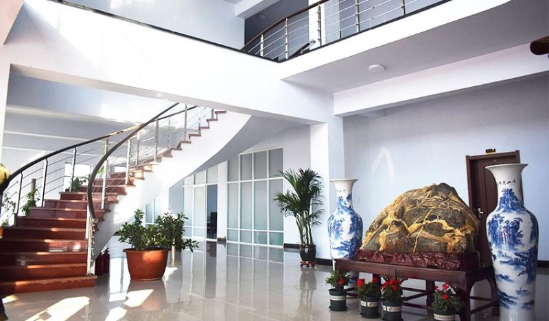 办公楼大厅
